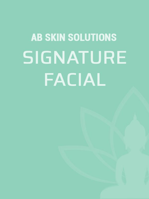 Around The Body Skin Solutions Signature Facial