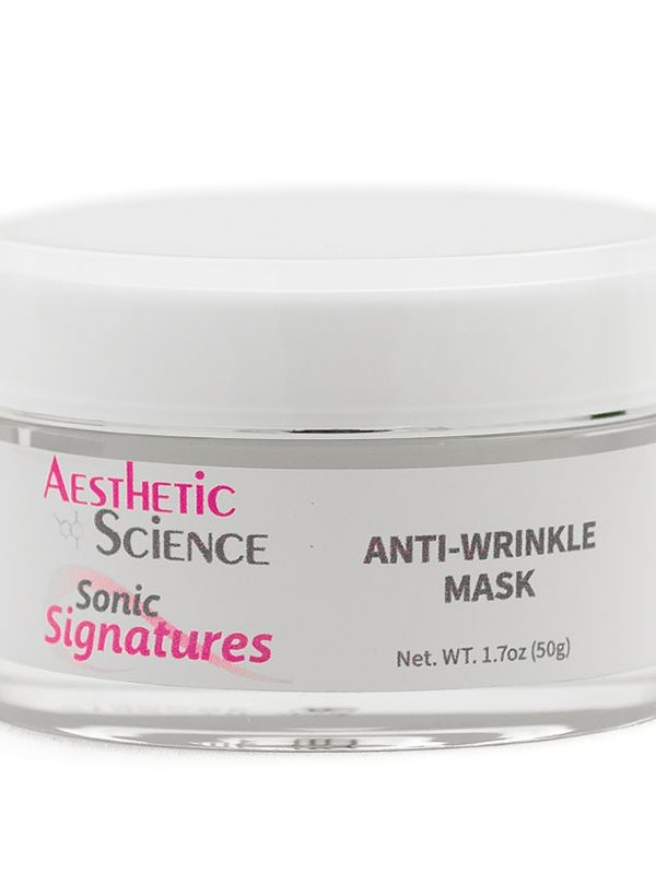 Anti-Wrinkle Mask by Aesthetic Science professional skincare product sold by Around the Body Skin Solutions