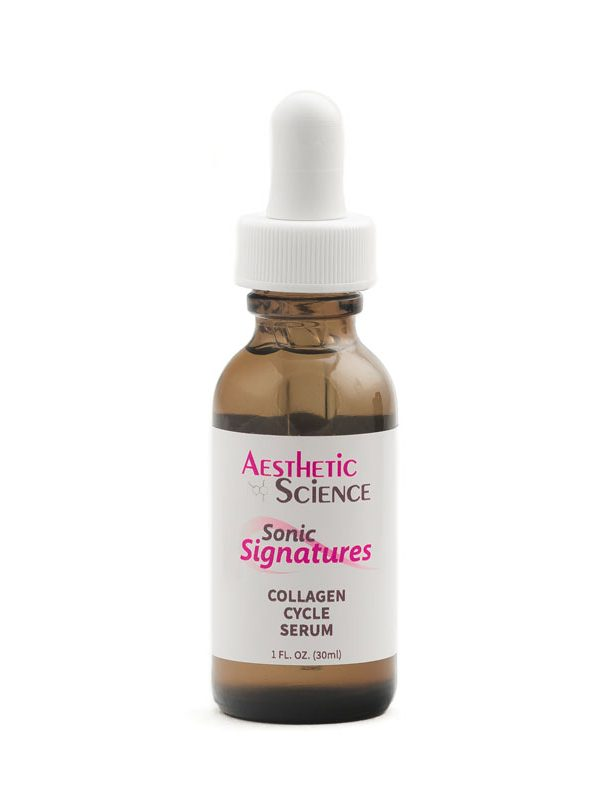 Collagen Cycle Serum by Aesthetic Science professional skincare product sold by Around the Body Skin Solutions