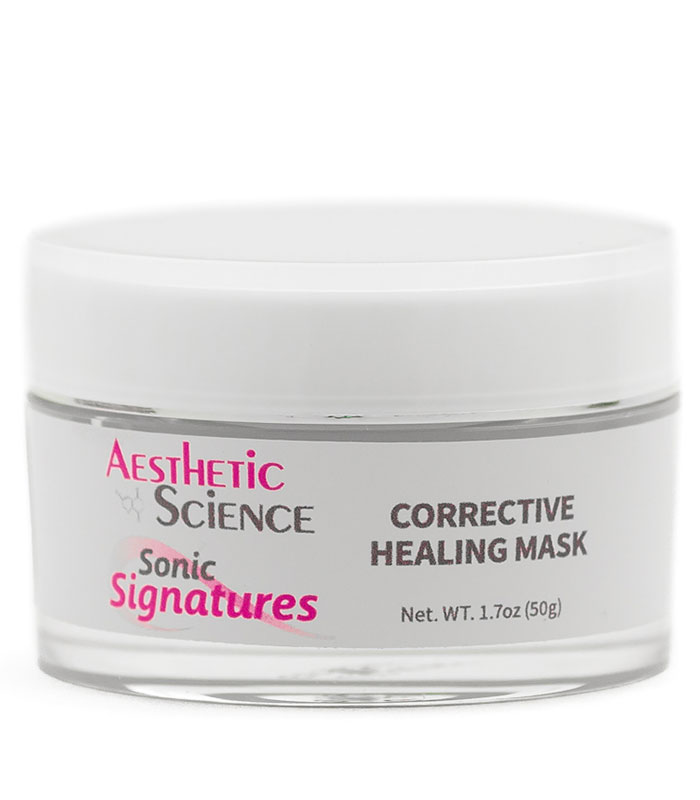 Corrective Healing Mask by Aesthetic Science professional skincare product sold by Around the Body Skin Solutions