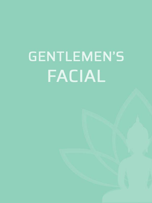 Around The Body Skin Solutions Gentlemen's Facial Service
