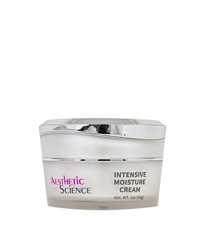 Intensive Moisture Cream by Aesthetic Science professional skincare product sold by Around the Body Skin Solutions